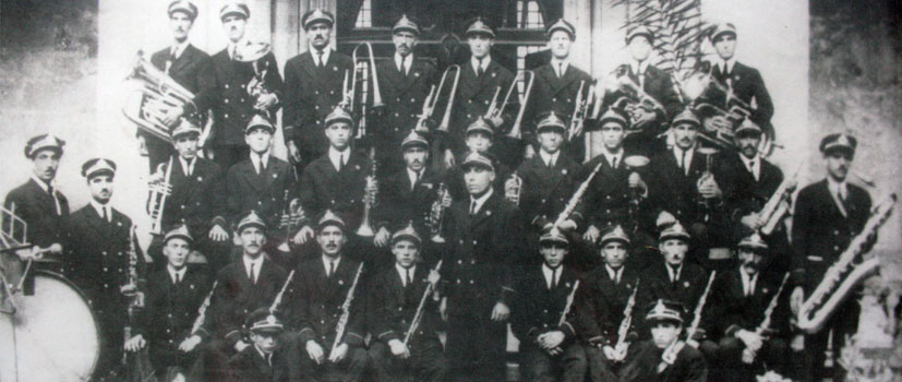Banda Musical de Arouca - 1929